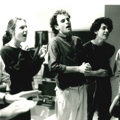 Cast of Hair, Spring 1988