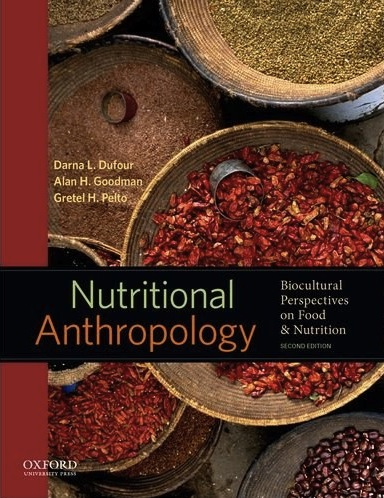 Books other writings alan h goodman professor of for Anthropology of food and cuisine