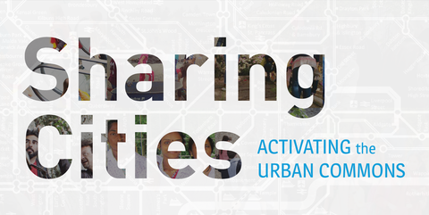 Sharing Cities book logo