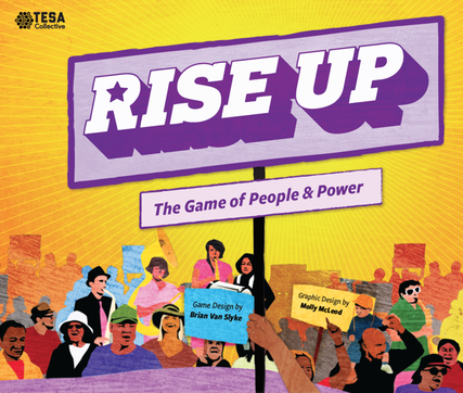 TESA's Rise Up: Game of People and Power