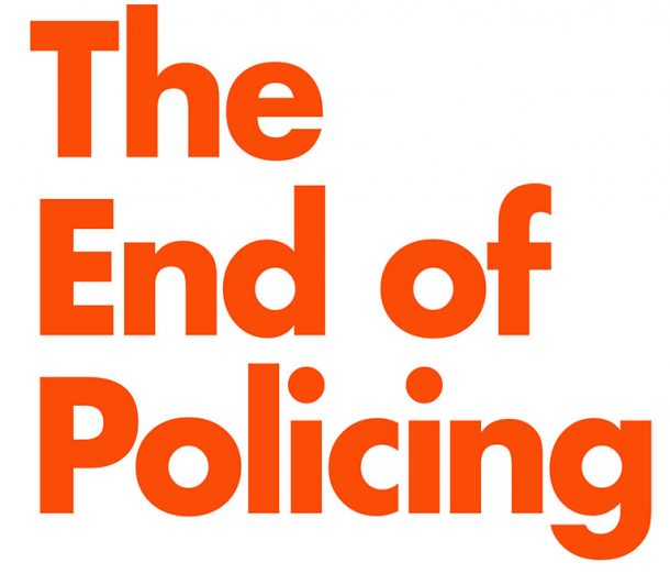 End of Policing book cover