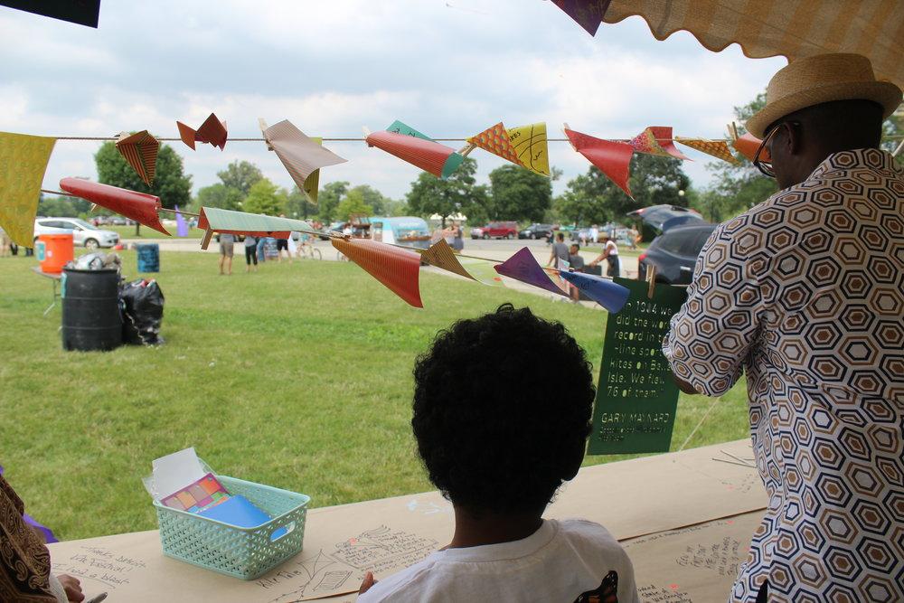 Detroit Kite Festival