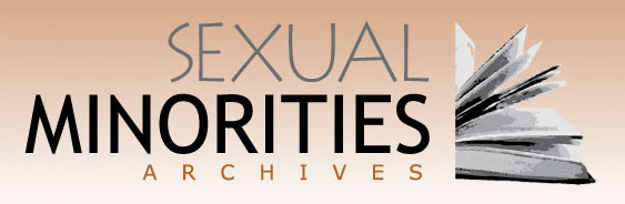 Sexual Minorities Archive logo