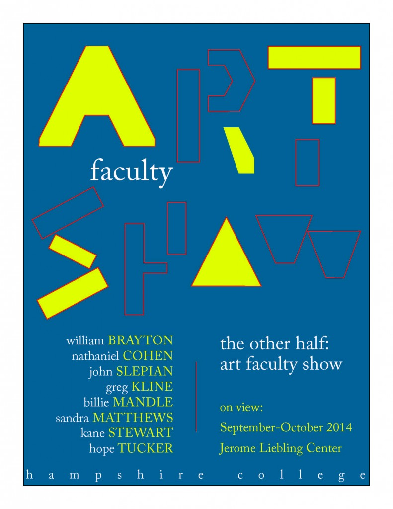 faculty show