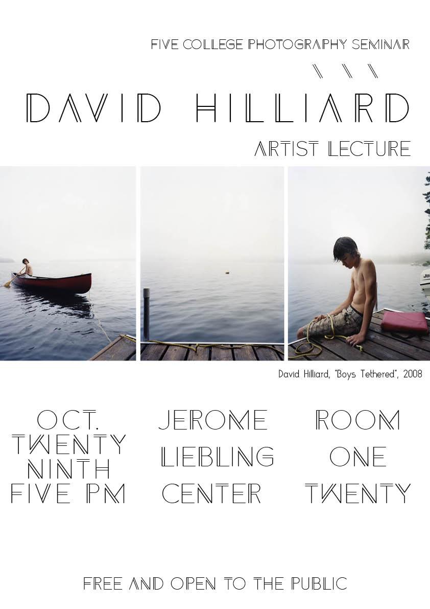 David Hilliard Talk