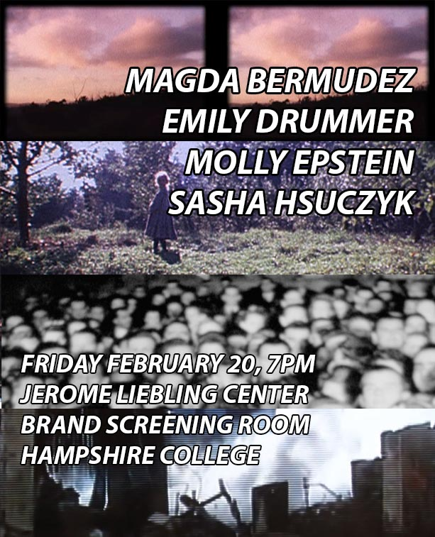 Alumni Screening Poster