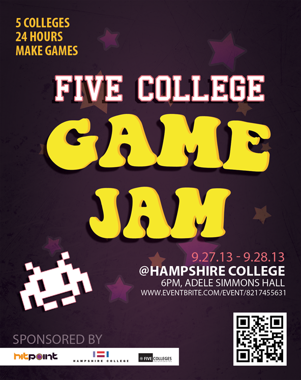 Five College Game Jam