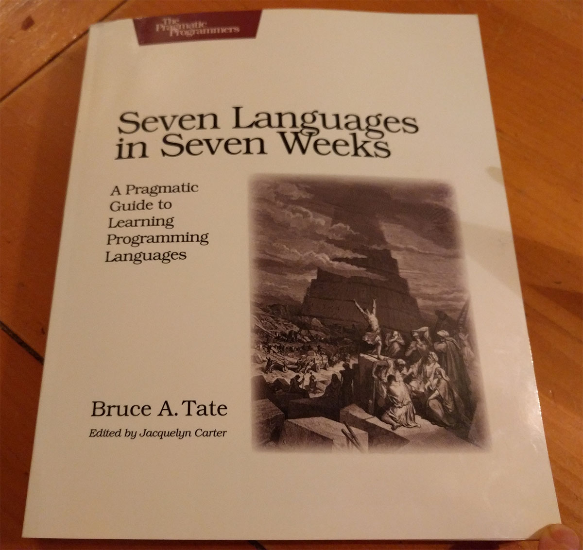 Programming language book