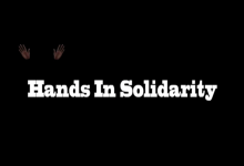 Solidarity Statements