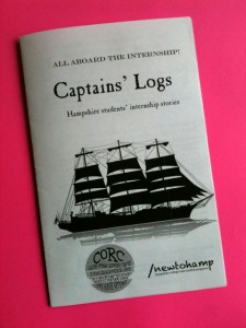 Captains' Logs