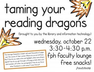 Taming Your Reading Dragons