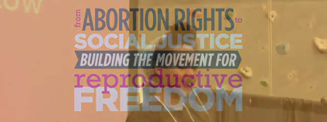 Hooks 2012 title: From Abortion Rights to Social Justice Building the Movement for Reproductive Freedom