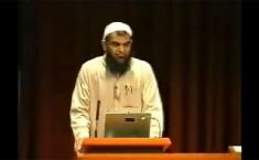 Shabir Ally, University of East Anglia, Norwich, England, 25-27 May 2005