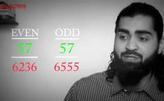 Imran Hussein mathematical symmetry