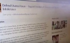 Usama Hasan, teaching evolution