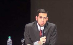 Mohamed Abutaleb, Differentiating between the spheres of science and religion, evolution