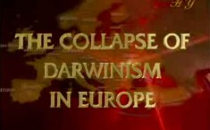 Harun Yahya, The Collapse of Darwinism in Europe