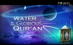 Zaghloul El Naggar, Water in the Quran, Islam & Science