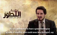 Adnan Ibrahim discusses evolution