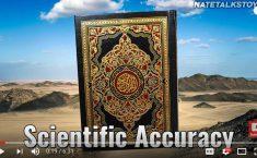 NateTalksToYou, Top 10 Unscientific Quran Verses