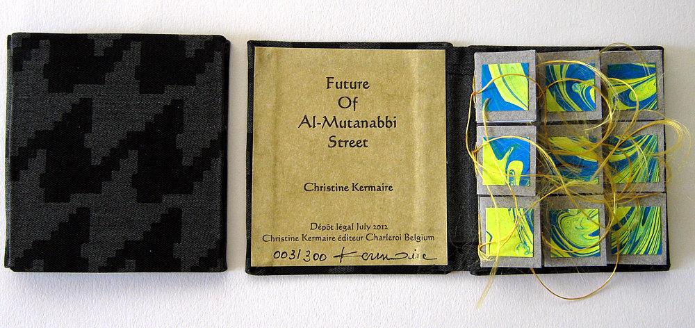 Future of Al-Mutanabbi Street