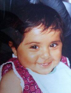 Zainab's baby photo