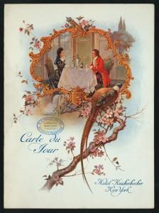Knickerbocker Hotel,Dinner,1
