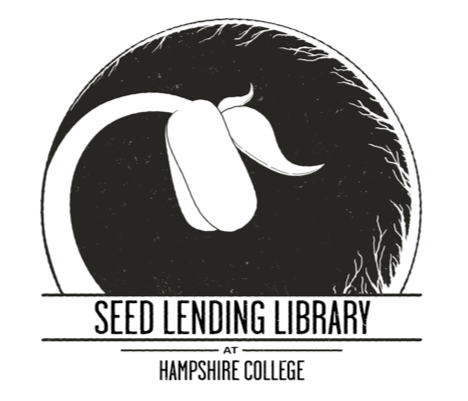 Logo of Seed Lending Library at Hampshire College