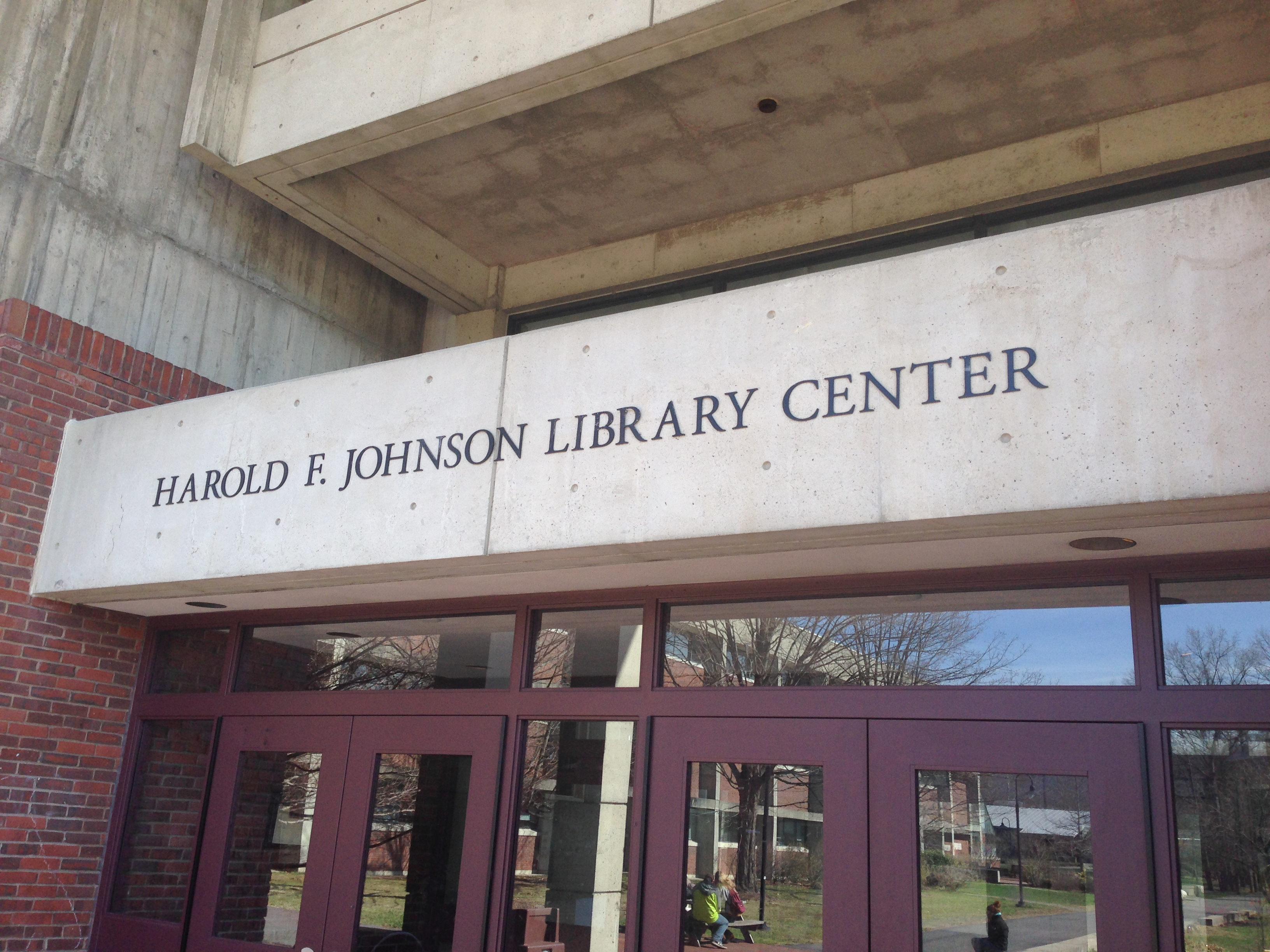 Picture of Harold F. Johnson Library Center