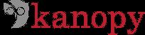 Logo of streaming media website, Kanopy