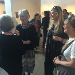 Cathy DeForest, Ania Gilmore and Annie Zeybekoglu
