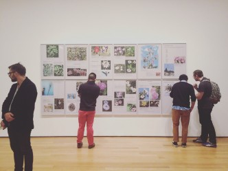"Bruce High Quality Foundation University Gallery Fellows explore ""Walid Raad"" at MoMA"