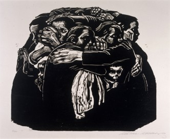 Kollwitz_The Mothers