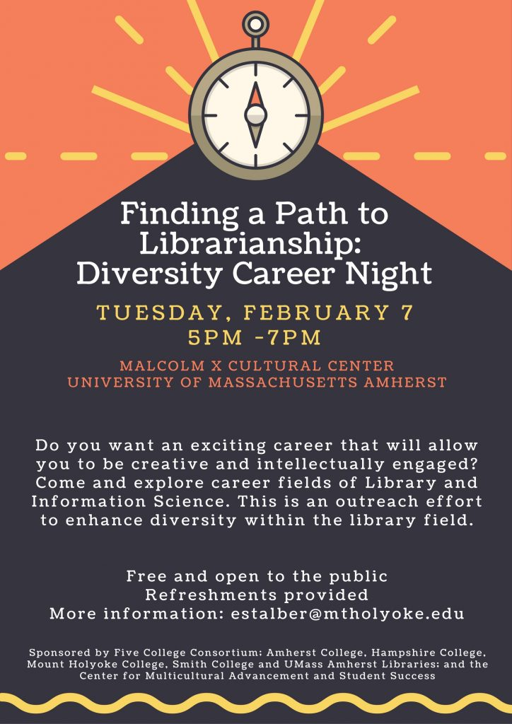 Finding a Path to Librarianship: Diversity Career Night