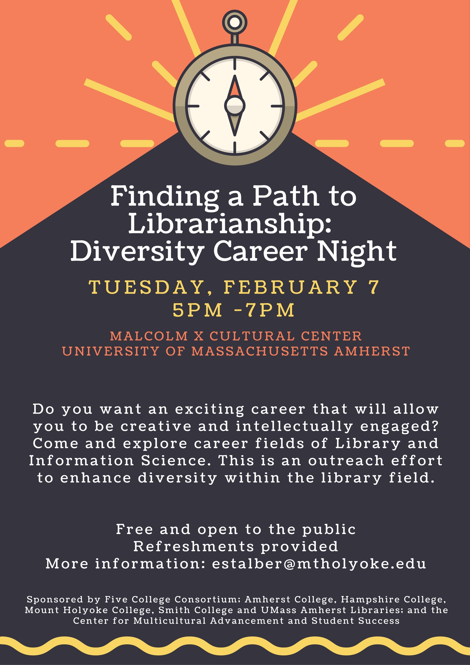 finding a path to librarianship diversity career night the harold finding a path to librarianship diversity career night