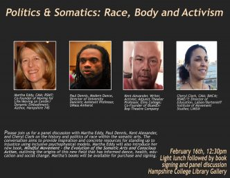 Politics and Somatics panel discussion