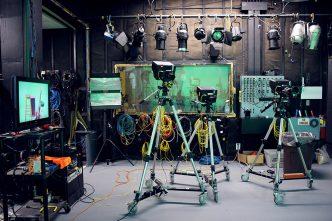 Media Labs studio