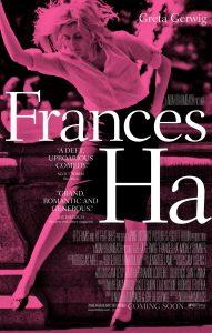 movie poster for Frances Ha