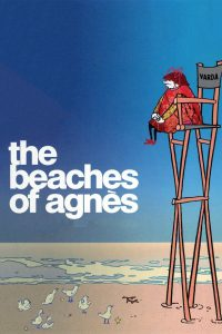movie poster for the beaches of agnes