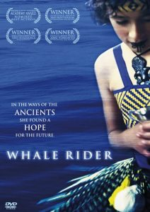 movie poster for Whale Rider