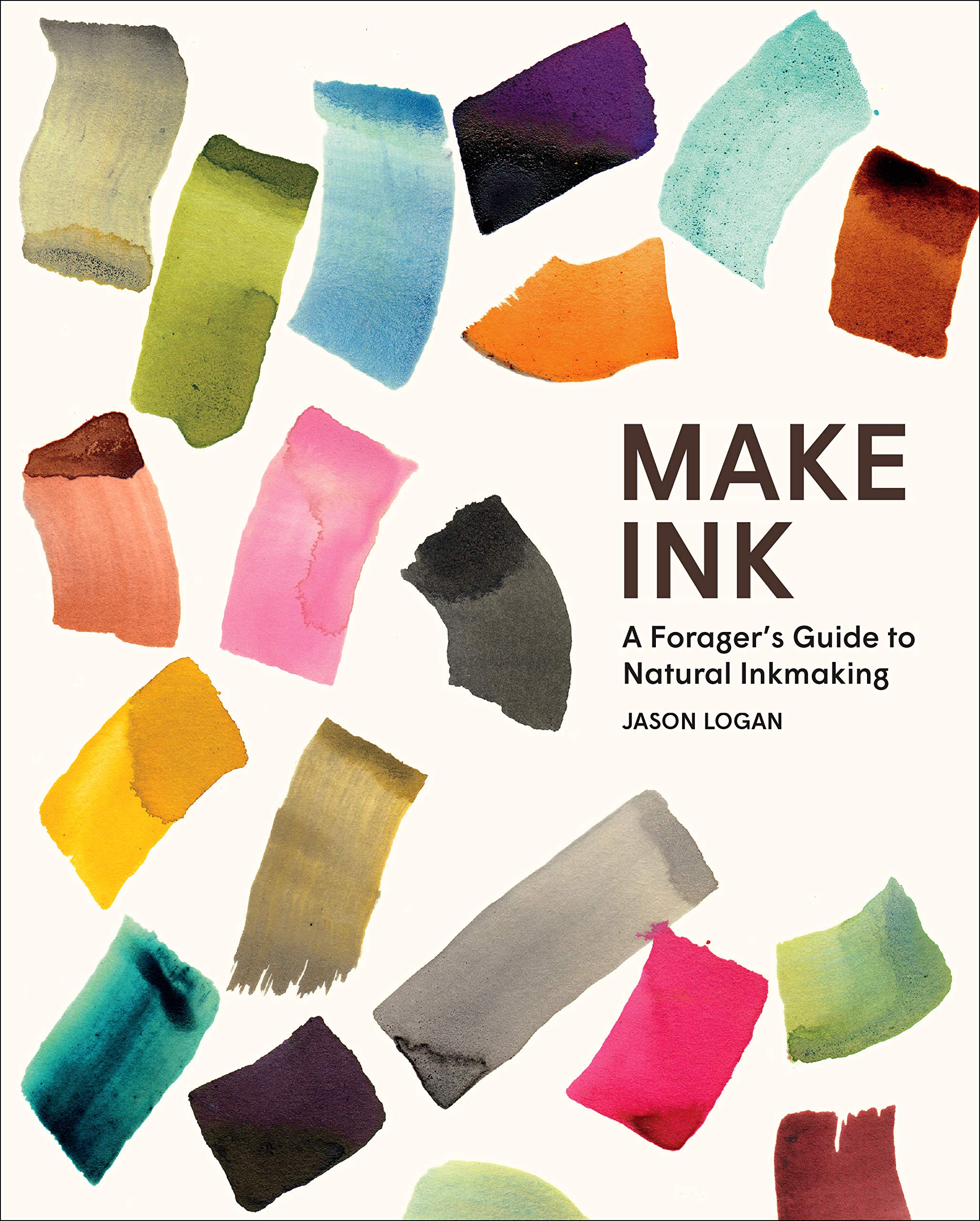Pick of the Week: Make Ink: A Forager's Guide to Natural Inkmaking