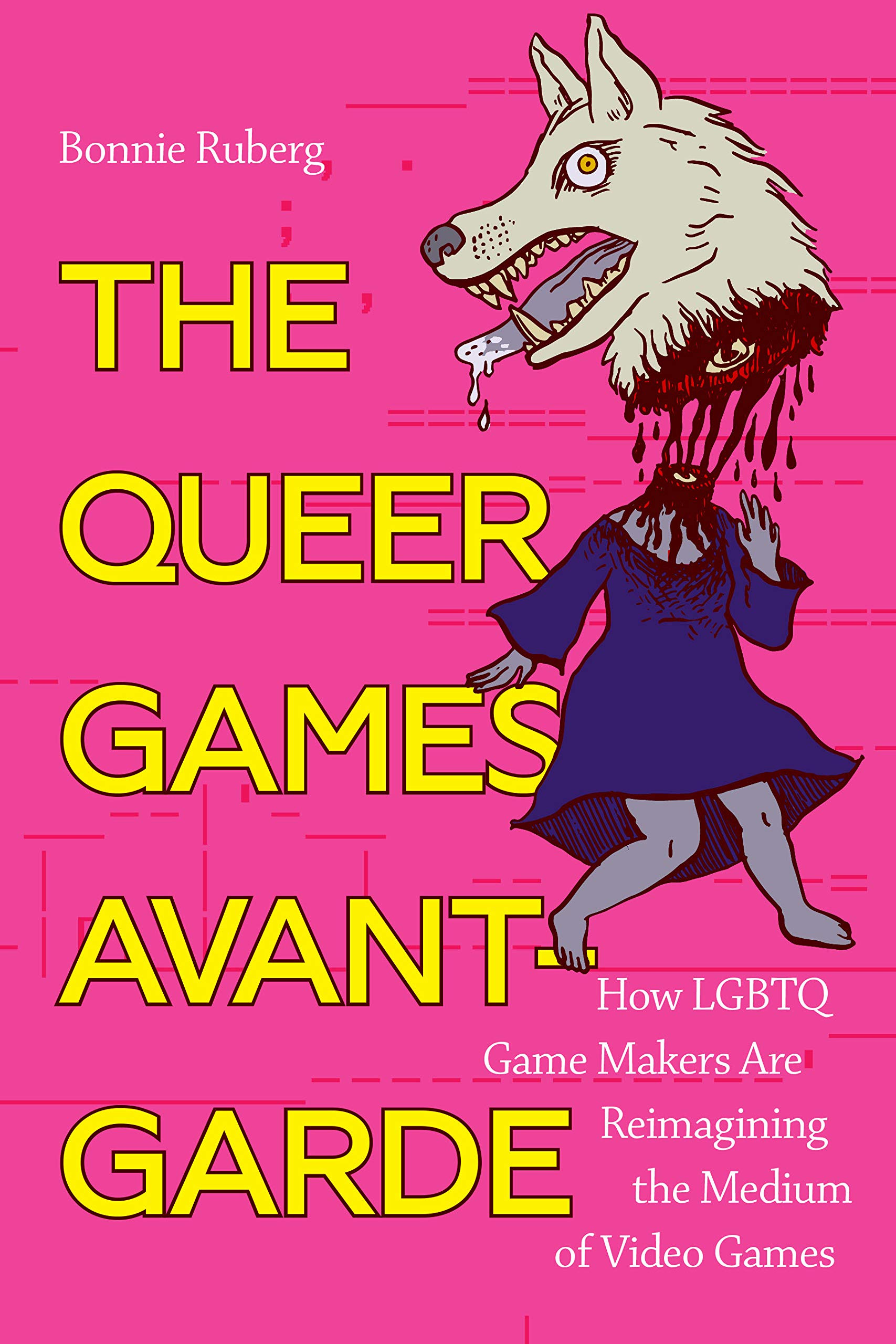 cover of The Queer Games Avant-Garde