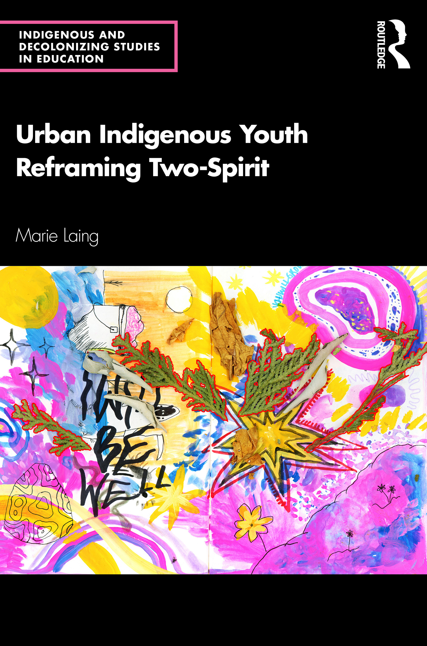 cover of Urban Indigenous Youth Reframing Two-Spirit