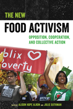 Cover of book: Food Activism