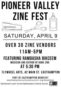Pioneer Valley Zine Fest 2016