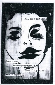 "Cover of ""All In Your Head #2"""
