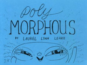 """Cover of """"Poly Morphous"""""""