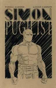 "Cover of ""Simon Pugilist"""