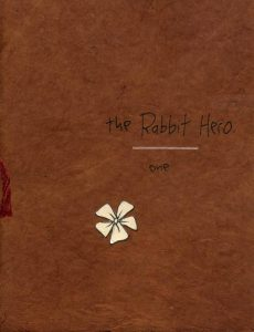 "Cover of ""The Rabbit Hero #1"""