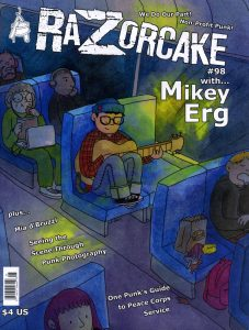 "Cover of ""Razorcake #98"""